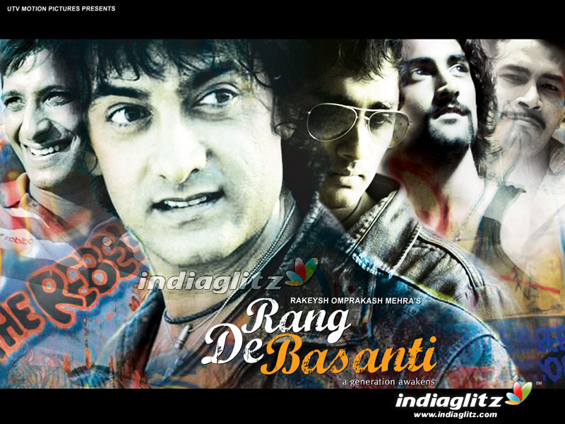 Rang De Basanti (2006) hindi movie watch online
